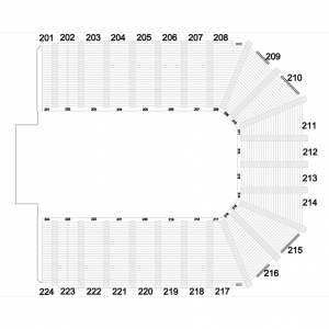 ej thomas hall seating chart